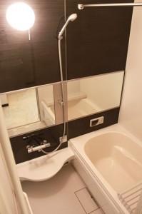 ララサ柚須浴室