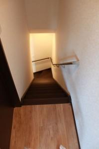 ララサ柚須階段