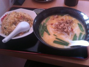 福岡県春日市|中華料理 福源