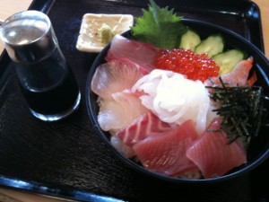 福岡県筑紫野市|玄海の郷 海鮮丼
