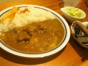 福岡市南区|かぼちゃ家 ポークチーズカレー