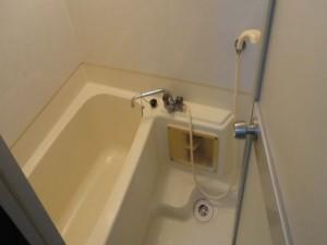 浴室ユニットバスビフォー