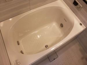 ユニットバス浴槽アフター